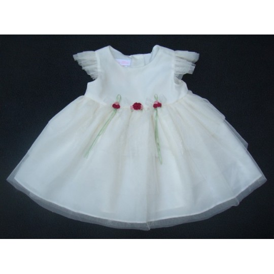 Baby Girl Ceremony Dress Ba3006 6M-9M