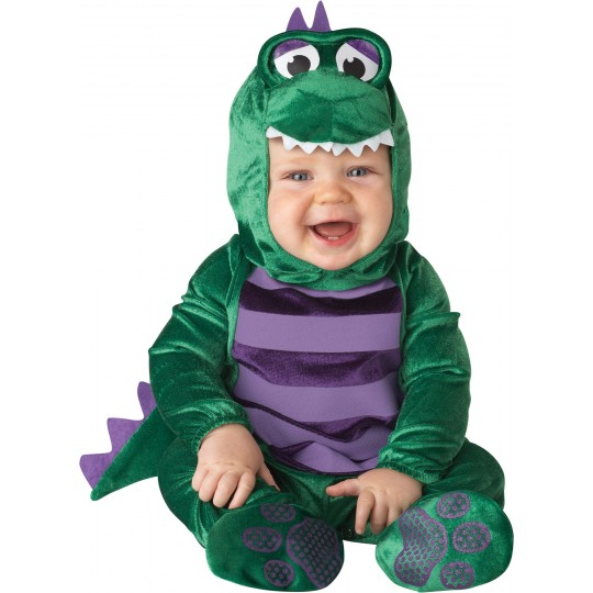 Incharacter Carnival Baby Costume Dinky Dino 0-24 months