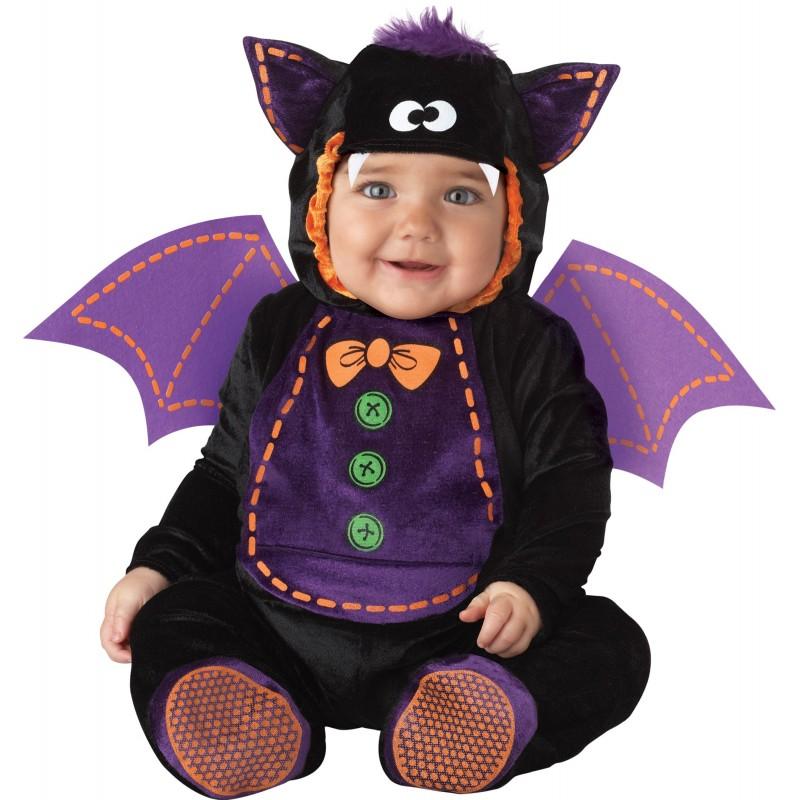 Costume de Halloween Carnaval Chauve-souris Incharacter 0-24 mois