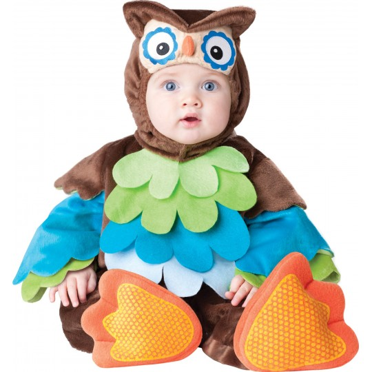 Incharacter Carnival Baby Costume What a Hoot 0-24 months