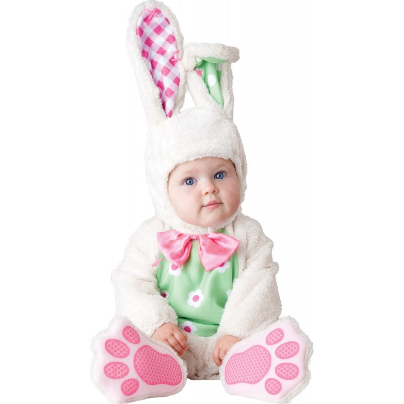 Incharacter Costume de Carnaval Enfant Lapin Baby Bunny 0-24 mois