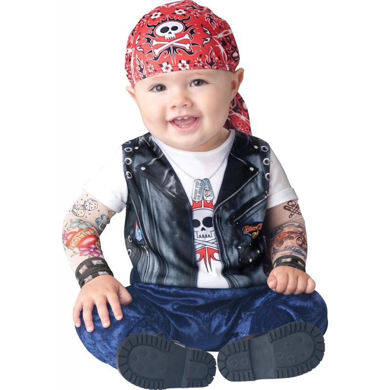 Incharacter Costume de Carnaval Enfant Born To Be Wild 0-6 mois