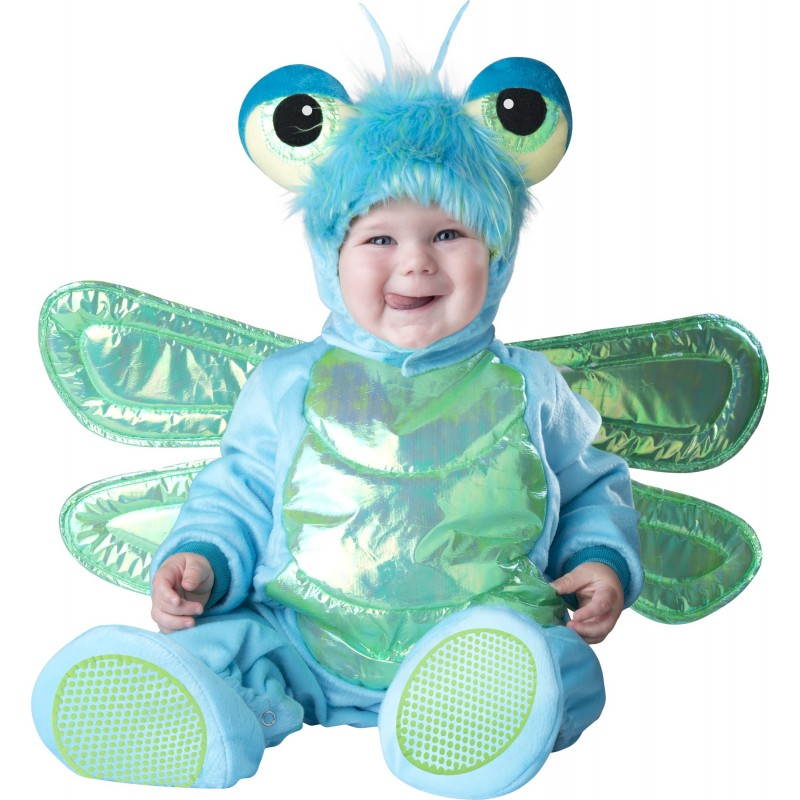 Incharacter Carnival Baby Costume Dinky Dragonfly 0-24 months