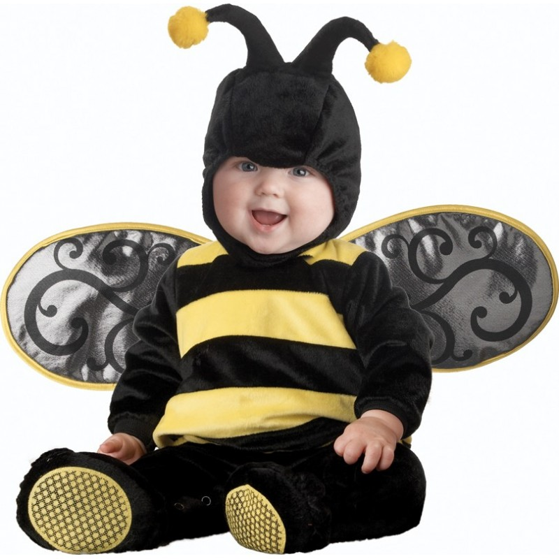 Incharacter Carnival Baby Costume Lil' Stinge 0-24 months