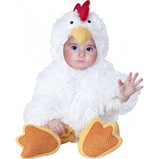 Carnival Baby Costume Chick un to 3 years