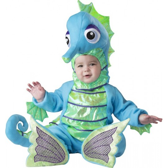 Incharacter Carnival Baby Costume Silly Seahorse 6-24 months