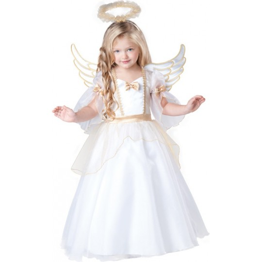 Incharacter Carnival Baby girl Costume Angel 2-4 years