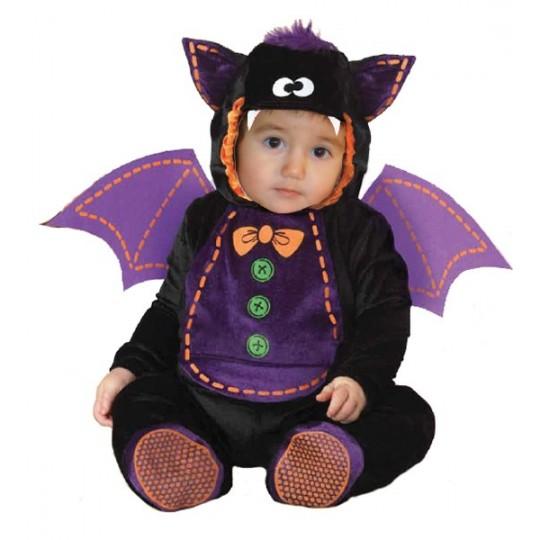 Costume de Halloween Carnaval Chauve-souris 3 ans