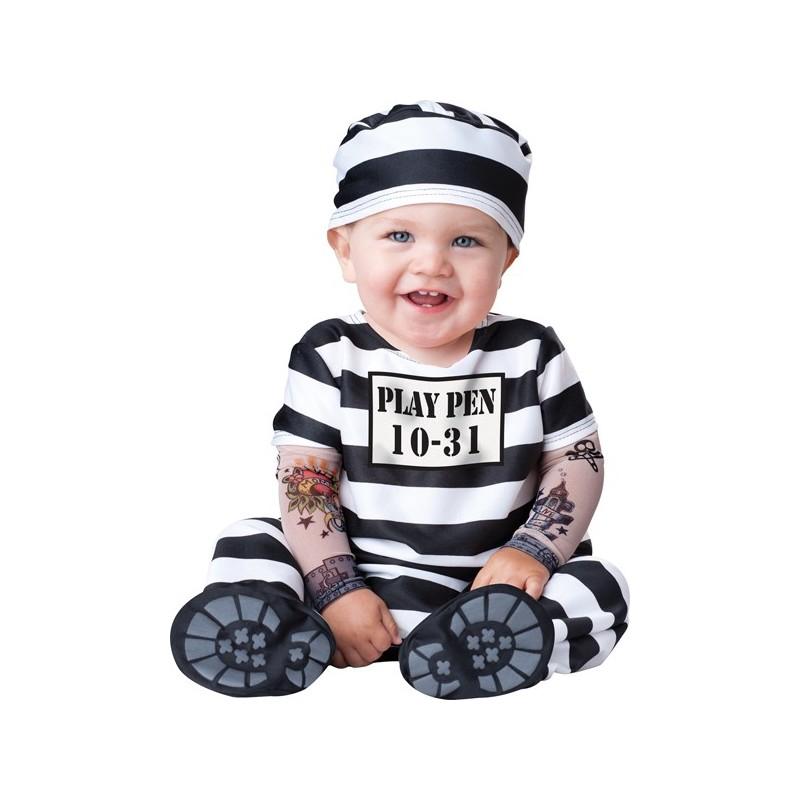 Costume Carnevale Galeotto per Bambino Incharacter 0-24 mesi
