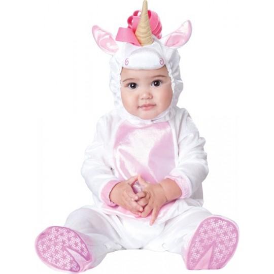 Incharacter Costume de Carnaval Enfant Unicorne Magique 0-24 mois