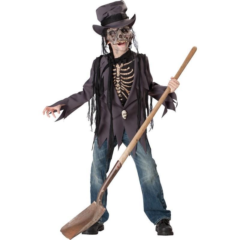 Incharacter Costume de Carnaval et Halloween Pilleur de tombes 5-12 ans