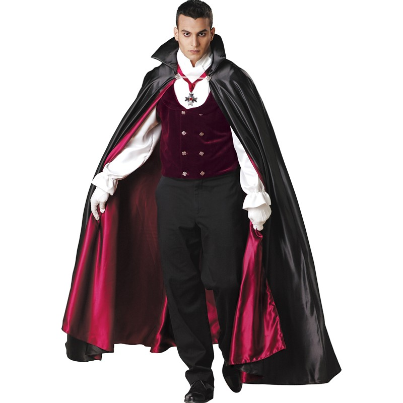 Incharacter Carnival Halloween Gothic Vampire Costume 14 years and up