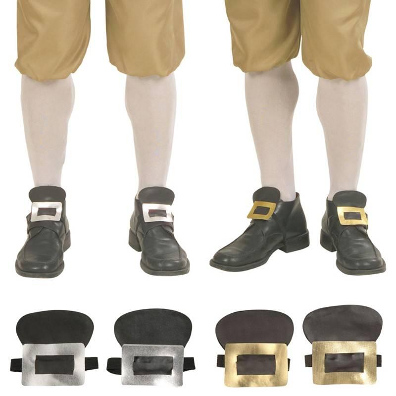 Shoe buckles