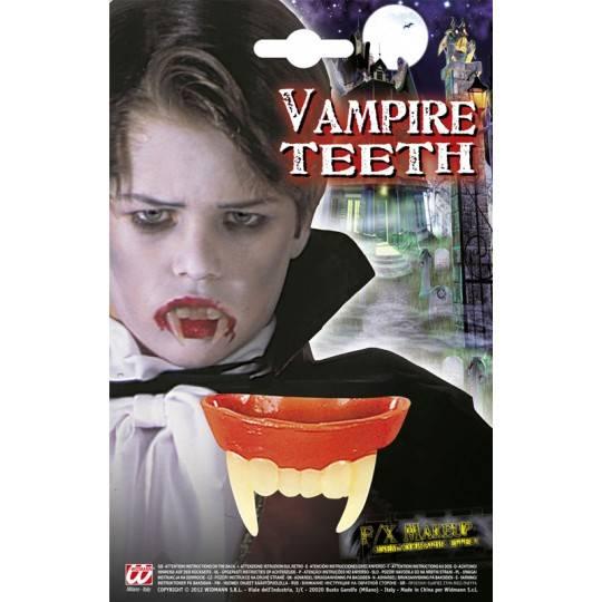 Denti vampiro bambino