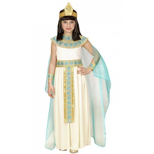 Cleopatra costume 11-13 years