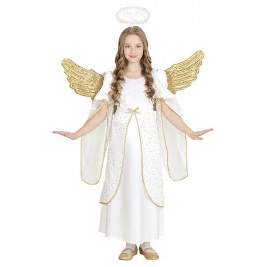 Costume d'ange 2-13 ans