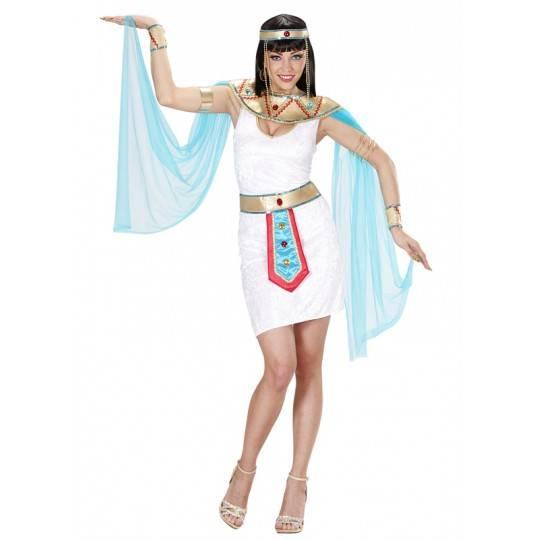 Costume de reine égyptienne pour femmes