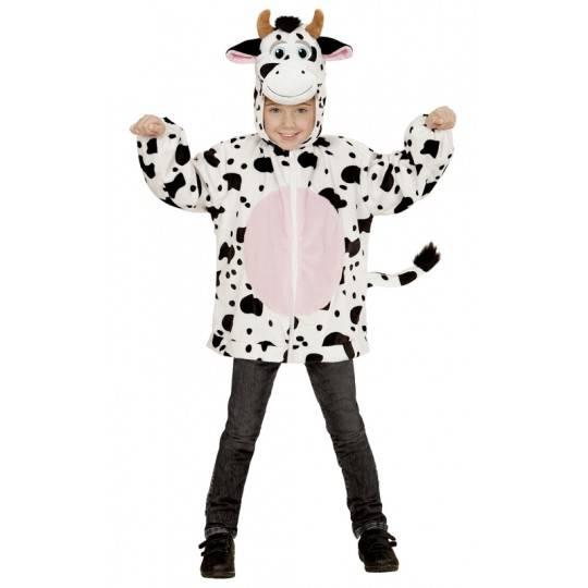 Costume de vache en peluche 1-5 ans