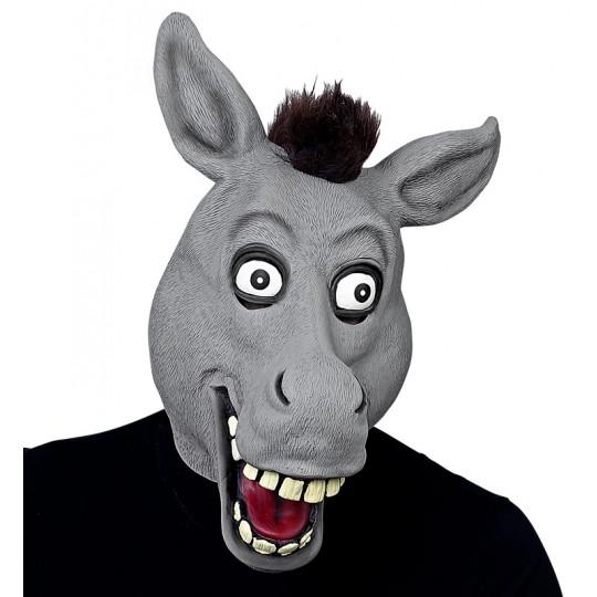 Maschera testa d'asino