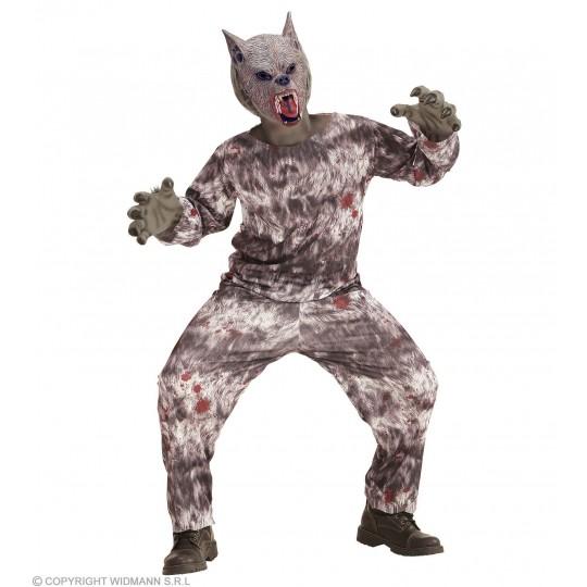 Costume de loup-garou 5-13 ans