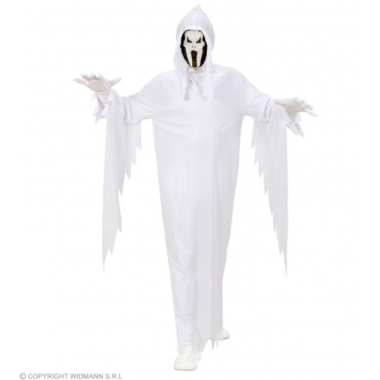Ghost Costume 5-13 years