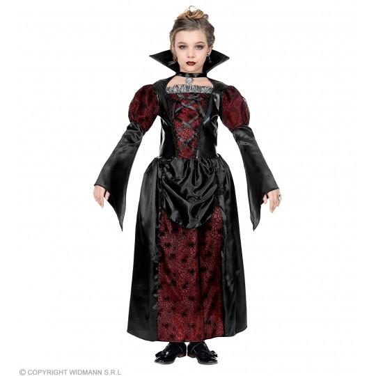 Costume Vampiressa 5-13 anni