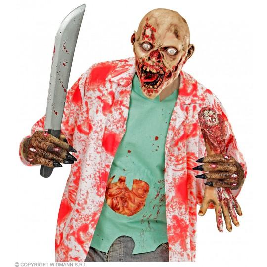 Gants zombie enfant