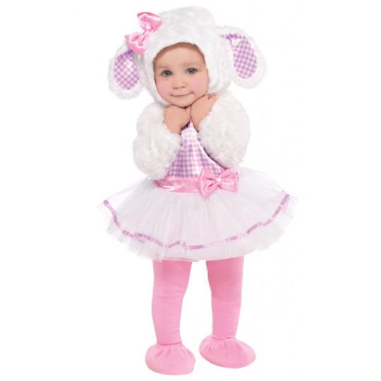 Costume de petit agneau 6-18 mois