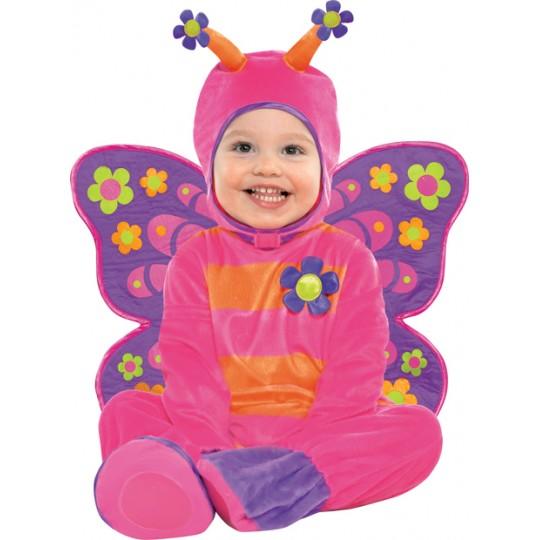 Costume Farfalla 6-18 mesi