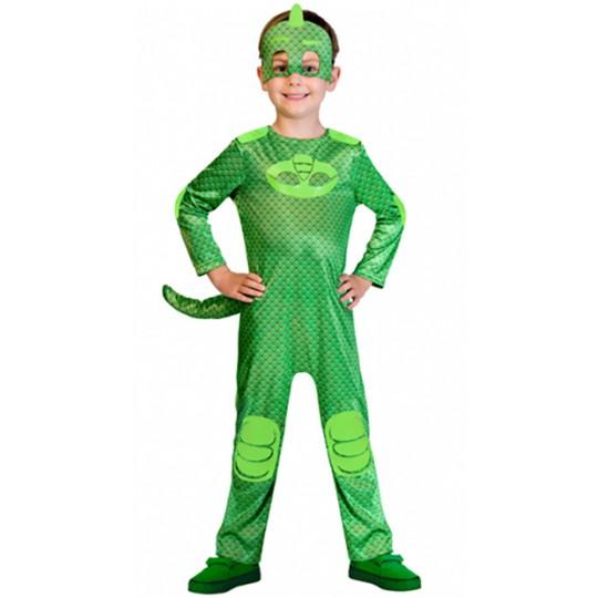 Child costume PJ Masks Gekko 2-8 years