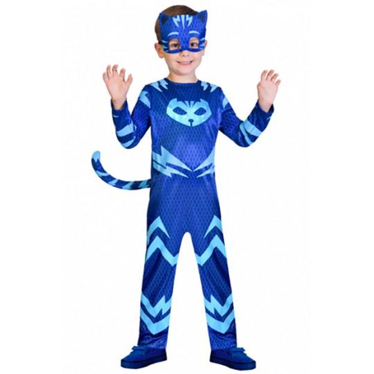 Costume de Gattoboy PJ Masks 2-8 ans