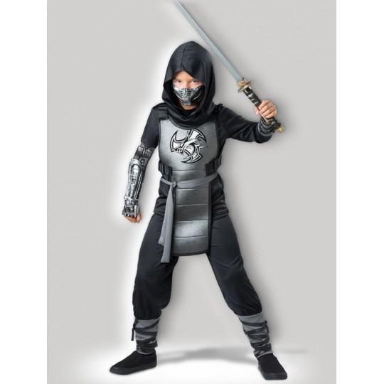 Incharacter Carnival Halloween Combat Ninja 5-12 years