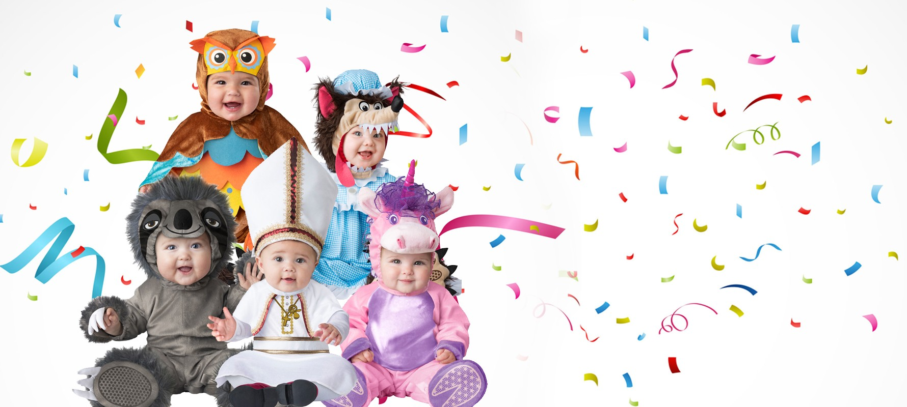 Costumes pour bébés et enfants
